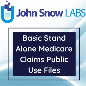 Basic Stand Alone Medicare Claims Public Use Files
