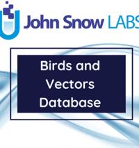 Birds and Vectors Database