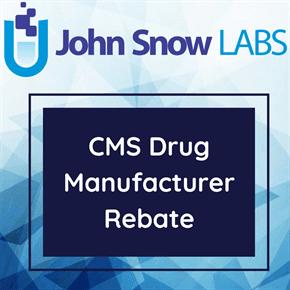 CMS Drug Manufacturer Rebate