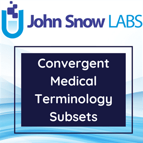 Convergent Medical Terminology Subsets