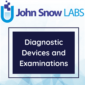 Diagnostic Devices and Examinations