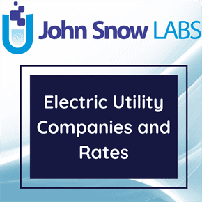 Electric Utility Companies and Rates