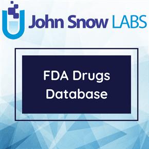 FDA Drugs Database