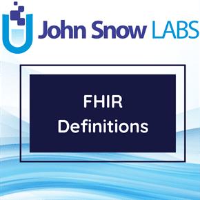 FHIR Definitions