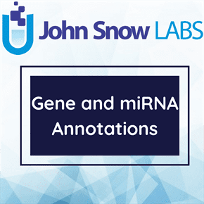 Gene and miRNA Annotations