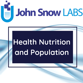 Health Nutrition and Population