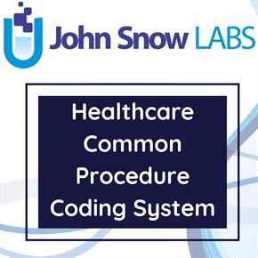 Healthcare Common Procedure Coding System