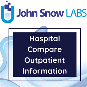 Hospital Compare Outpatient Information