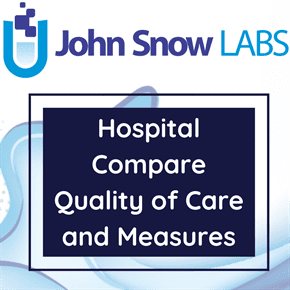 Hospital Compare Quality of Care and Measures
