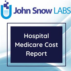 Hospital Medicare Cost Report