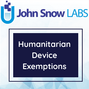 Humanitarian Device Exemptions