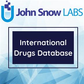 International Drugs Database