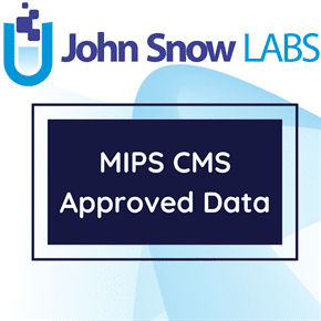 MIPS CMS Approved Data