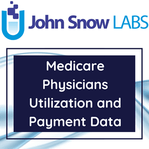 Medicare Physicians Utilization and Payment Data