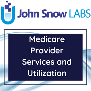 Medicare Provider Services and Utilization