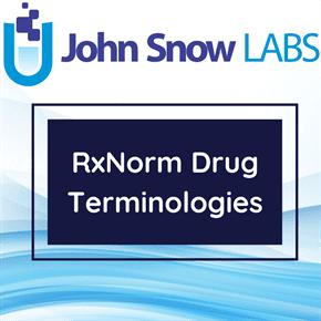 RxNorm Drug Terminologies