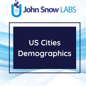 US Cities Demographics