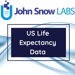 US Life Expectancy Data