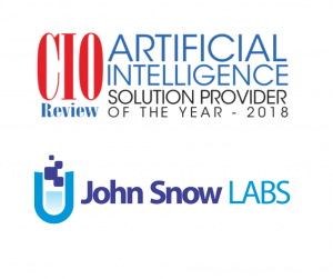 John Snow Labs John Snow Labs: Accelerating AI for Healthcare